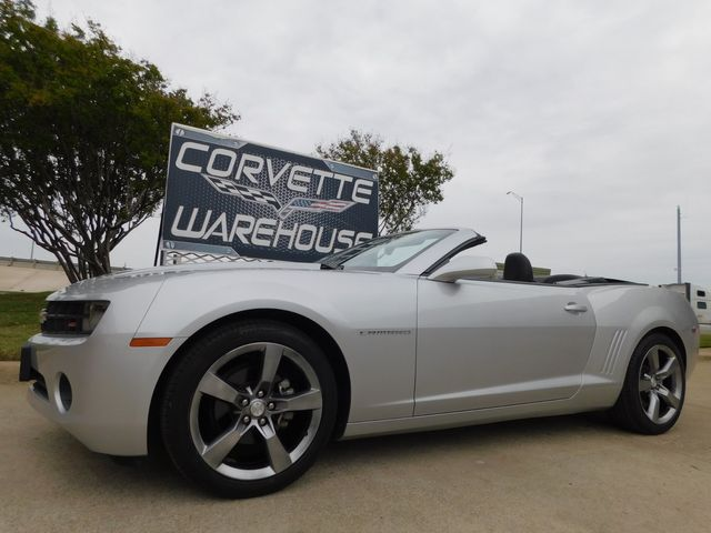 2011 Chevrolet Camaro Convertible 2LT, CD, Power Top, Auto 66k in Dallas, Texas 75220