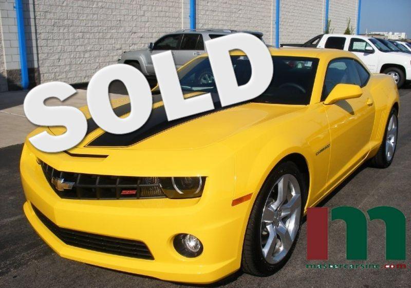2011 Chevrolet Camaro 2SS | Granite City, Illinois | MasterCars Company Inc. in Granite City Illinois