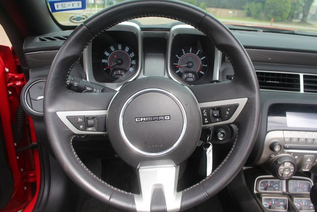 2011 Chevrolet Camaro 2LT Houston, Texas 31