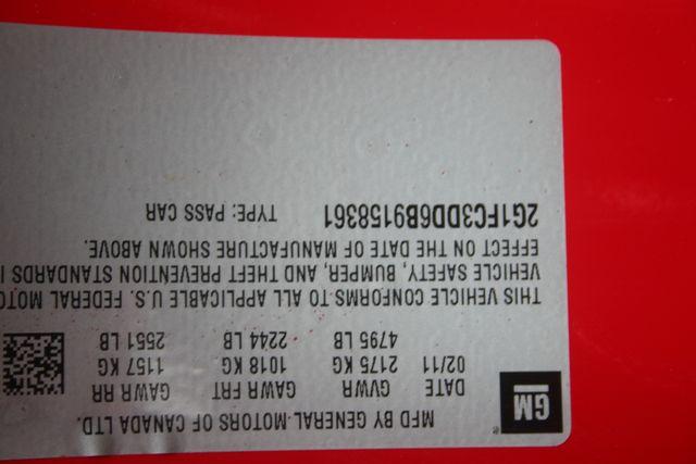 2011 Chevrolet Camaro 2LT Houston, Texas 47