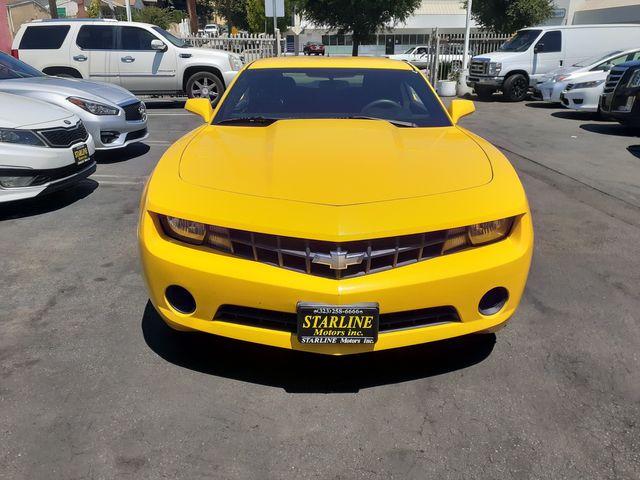 2011 Chevrolet Camaro 2LS Los Angeles, CA 1