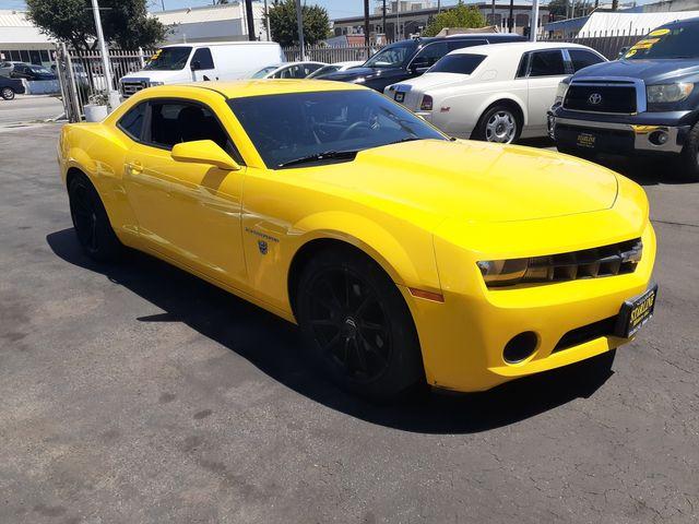 2011 Chevrolet Camaro 2LS Los Angeles, CA 4