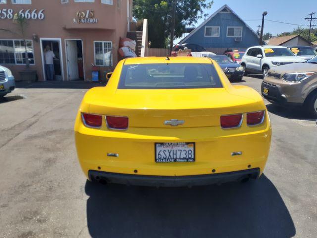 2011 Chevrolet Camaro 2LS Los Angeles, CA 9