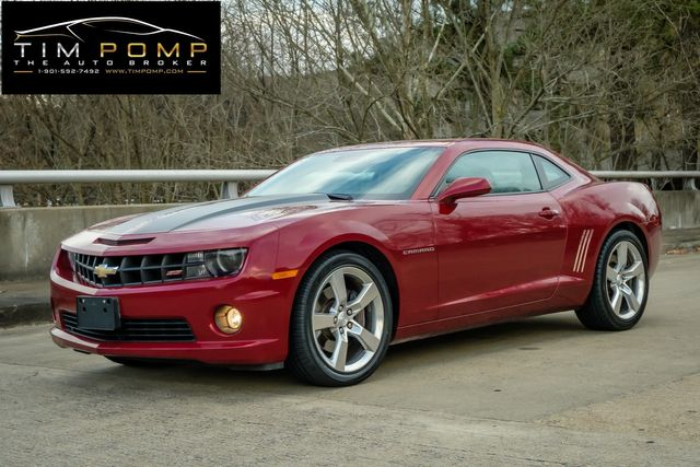 2011 Chevrolet Camaro 2SS SUNROOF LEATHER