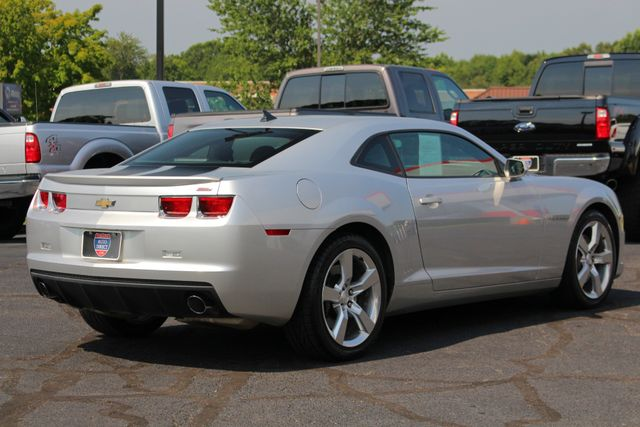 2011 Chevrolet Camaro 1SS/SS RS - SUNROOF -  BOSTON ACOUSTICS - 1 OWNER! Mooresville , NC 25
