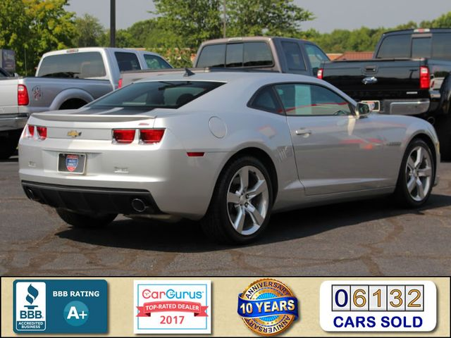 2011 Chevrolet Camaro 1SS/SS RS - SUNROOF -  BOSTON ACOUSTICS - 1 OWNER! Mooresville , NC 2