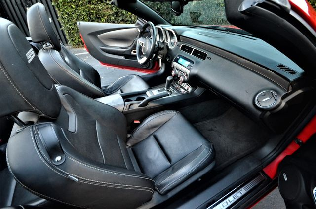 2011 Chevrolet Camaro 2SS Reseda, CA 35