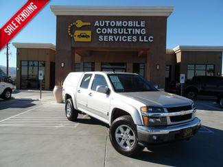 2011 Chevrolet Colorado LT w/2LT v8 4x4 in Bullhead City Arizona, 86442-6452