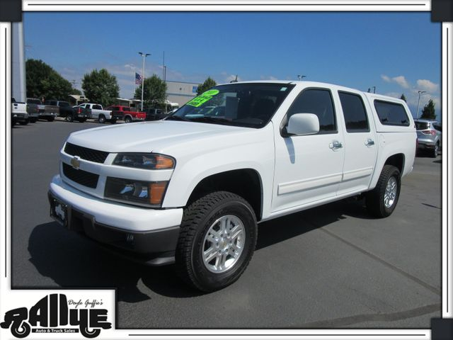 2011 Chevrolet Colorado LT w/1LT