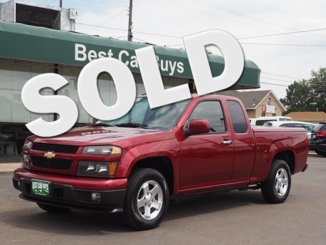 2011 Chevrolet Colorado LT w/1LT Englewood, CO