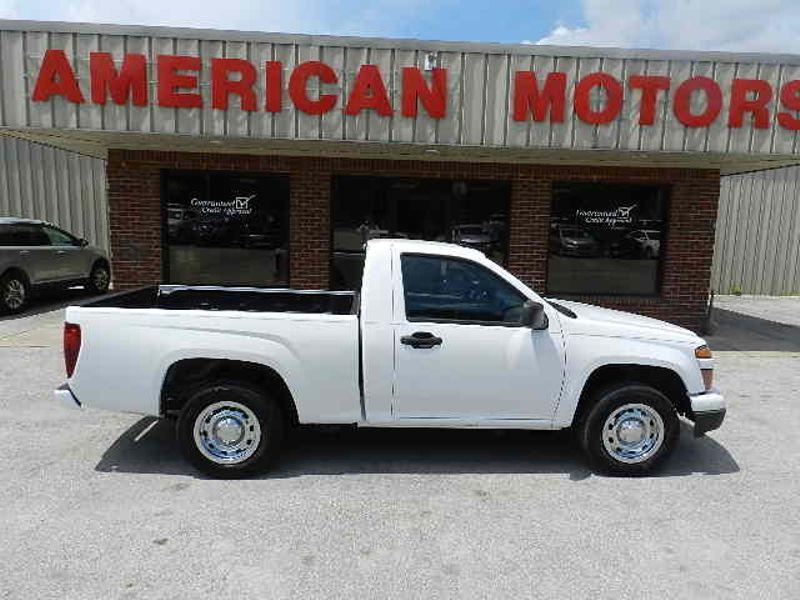 2011 Chevrolet Colorado Work Truck   Jackson, TN   American Motors in Jackson TN