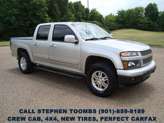2011 Chevrolet Colorado LT, 4X4, NEW FIRESTONE TIRES, PERFECT CARFAX in Memphis Tennessee, 38115