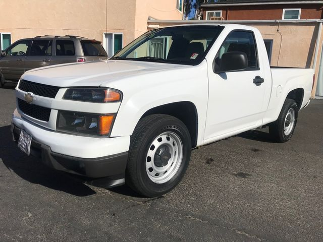 2011 Chevrolet Colorado LT Regular Cab in San Diego, CA 92110