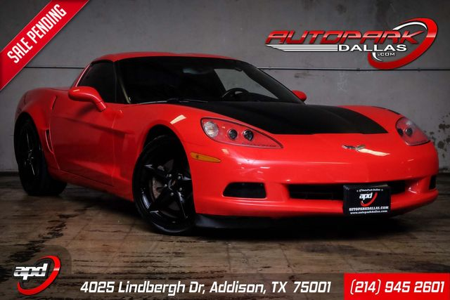 2011 Chevrolet Corvette w/ Z06 Widebody Kit & 3LT Package in Addison, TX 75001
