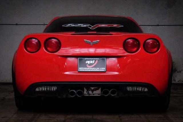 2011 Chevrolet Corvette w/ Z06 Widebody Kit & 3LT Package in Addison, TX 75001