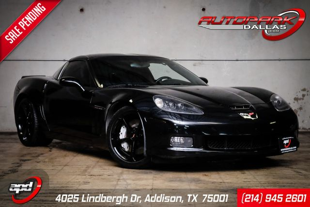 2011 Chevrolet Corvette Z16 Grand Sport w/ 3LT & Magnetic Selective Ride