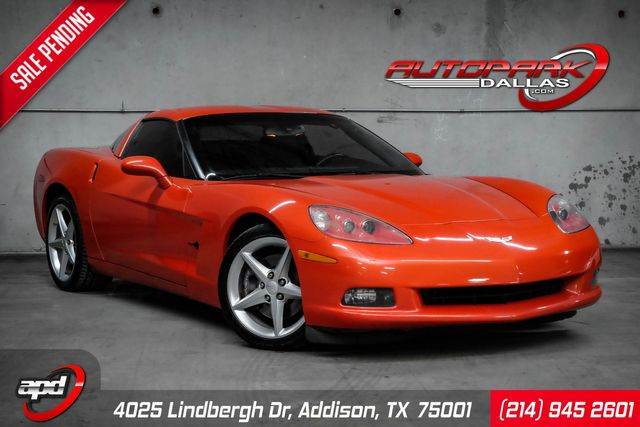 2011 Chevrolet Corvette w/1LT Inferno Orange