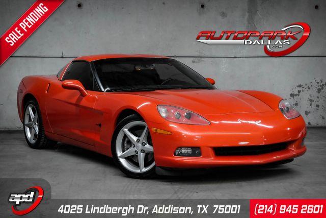2011 Chevrolet Corvette w/1LT Inferno Orange