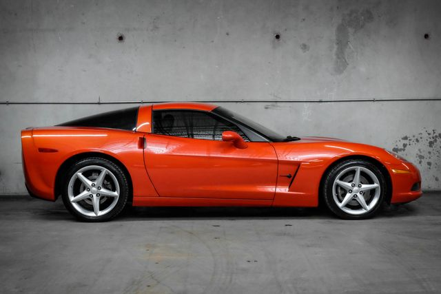2011 Chevrolet Corvette w/1LT Inferno Orange in Addison, TX 75001