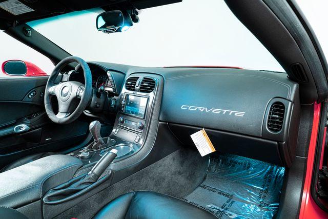 2011 Chevrolet Corvette ZR1 3ZR in Inferno Orange Metallic in Addison, TX 75001