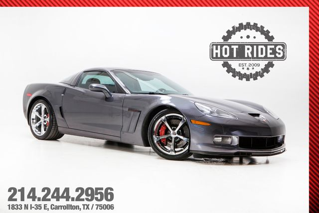 2011 Chevrolet Corvette Grand Sport Cammed W/ Many Upgrades