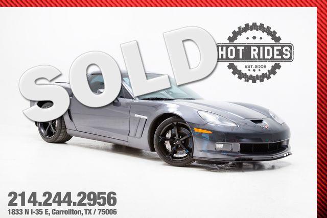 2011 Chevrolet Corvette Grand Sport 3LT