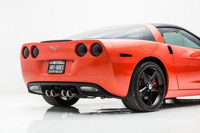 2011 Chevrolet Corvette in Inferno Orange Metallic in , TX 75006