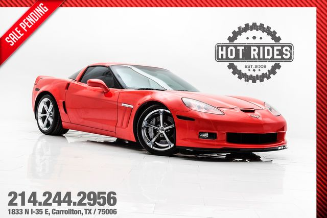 2011 Chevrolet Corvette Grand Sport 3LT With Upgrades