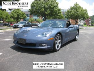 2011 Chevrolet Corvette Convertible Conshohocken, Pennsylvania