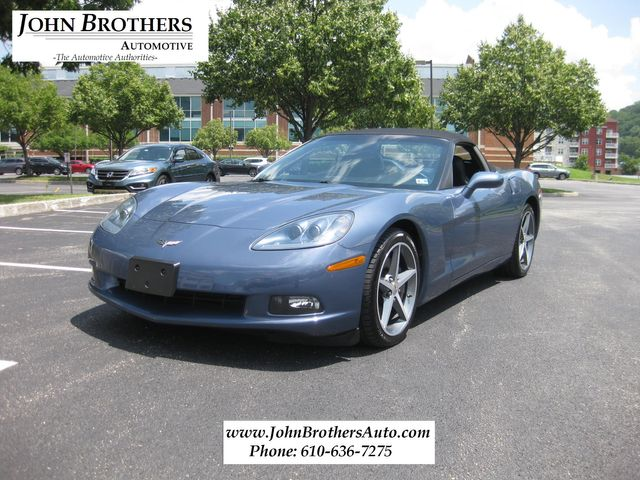 2011 Sold Chevrolet Corvette Convertible Conshohocken, Pennsylvania