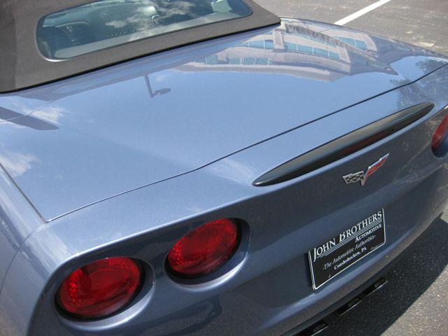 2011 Chevrolet Corvette Convertible Conshohocken, Pennsylvania 12