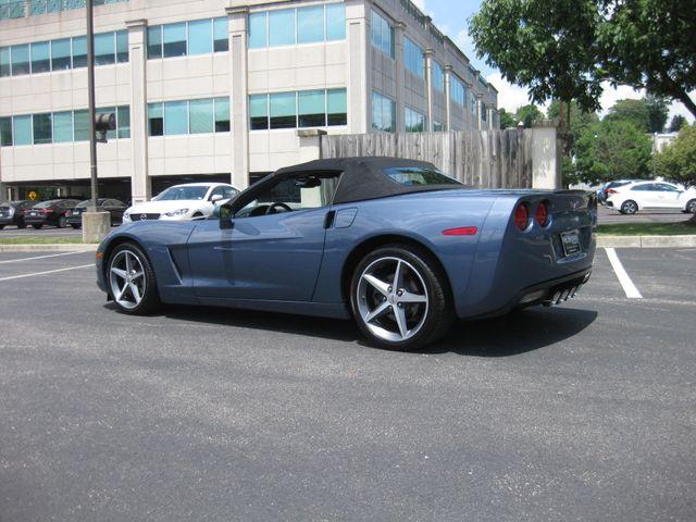 2011 Chevrolet Corvette Convertible Conshohocken, Pennsylvania 3