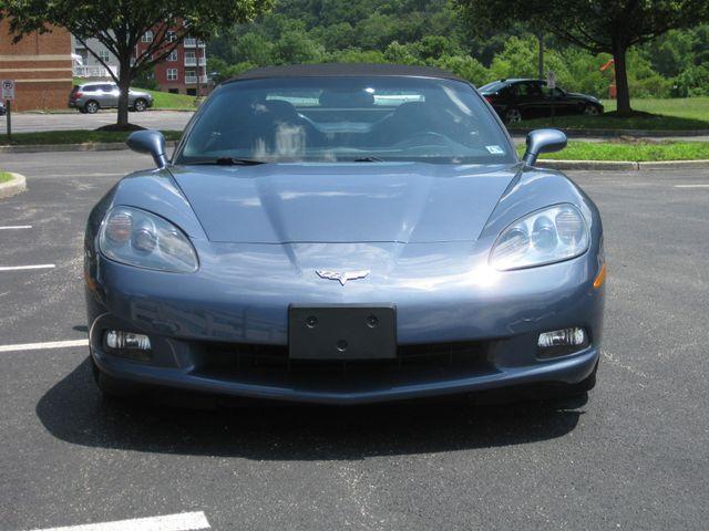 2011 Chevrolet Corvette Convertible Conshohocken, Pennsylvania 8