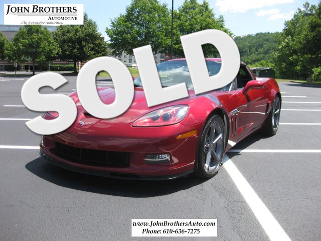 2011 Sold Chevrolet Corvette Z16 Grand Sport w/3LT Conshohocken, Pennsylvania
