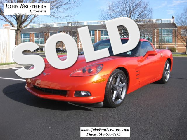 2011 Sold Chevrolet Corvette w/1LT Conshohocken, Pennsylvania