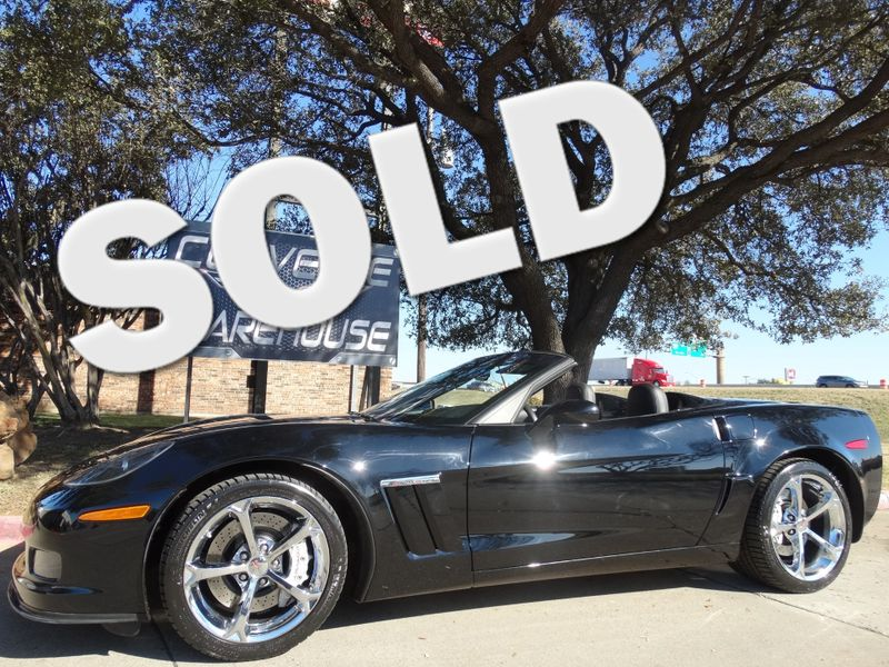 2011 Chevrolet Corvette Z16 Grand Sport Convertible 3LT, NPP, Chromes 10k! | Dallas, Texas | Corvette Warehouse