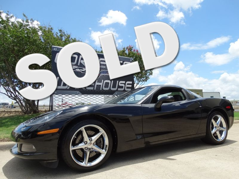 2011 Chevrolet Corvette Coupe 3LT, F55, NAV, Auto, Chromes, NICE! | Dallas, Texas | Corvette Warehouse