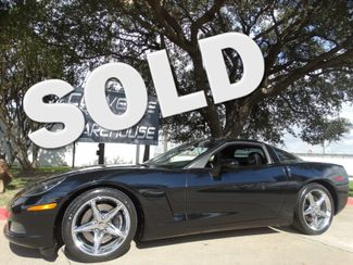2011 Chevrolet Corvette Coupe 3LT, NAV, F55, NPP, Chrome Wheels, NICE!   Dallas, Texas   Corvette Warehouse  in Dallas Texas