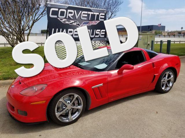 2011 Chevrolet Corvette Grand Sport, Auto, CD Player, Chrome Wheels 119k   Dallas, Texas   Corvette Warehouse  in Dallas Texas