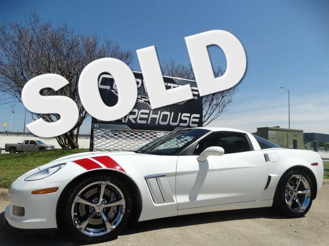 2011 Chevrolet Corvette Z16 Grand Sport 3LT, Auto, NAV, NPP, Chromes 22k! | Dallas, Texas | Corvette Warehouse  in Dallas Texas