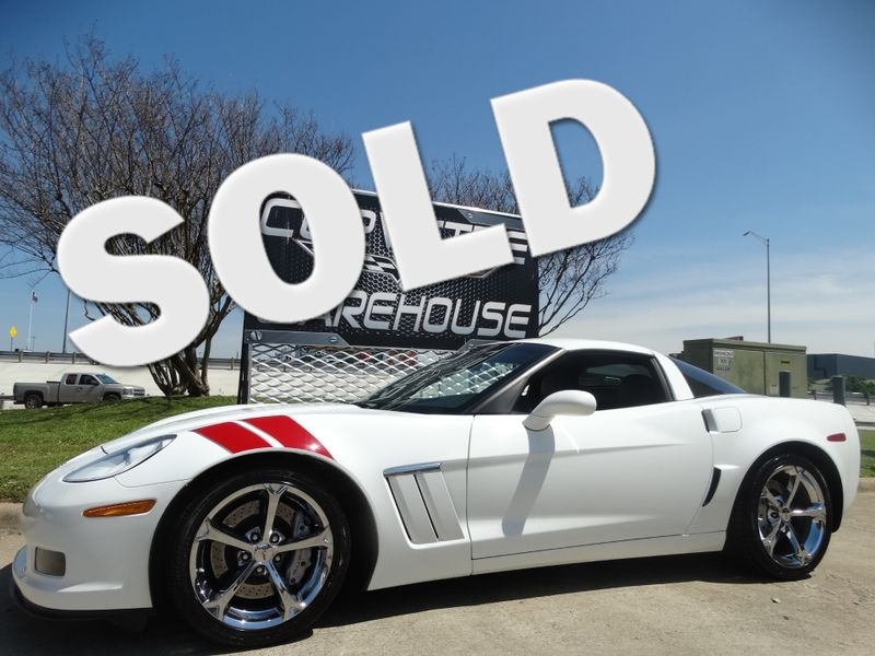 2011 Chevrolet Corvette Z16 Grand Sport 3LT, Auto, NAV, NPP, Chromes 22k! | Dallas, Texas | Corvette Warehouse