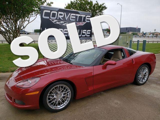 2011 Chevrolet Corvette Coupe 3LT, 6 Speed, CD Player, NPP, Chromes 45k!   Dallas, Texas   Corvette Warehouse  in Dallas Texas