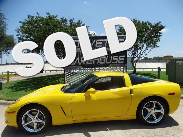 2011 Chevrolet Corvette Coupe 3LT, Z51, NPP, Auto, Comp Gray's NICE! | Dallas, Texas | Corvette Warehouse  in Dallas Texas