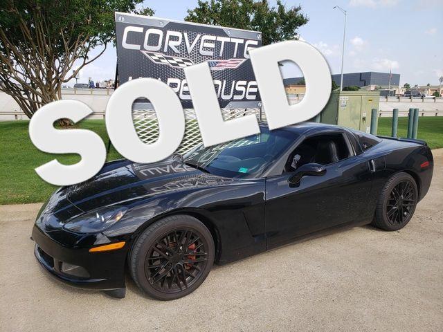 2011 Chevrolet Corvette Coupe Auto, NPP, 1-Owner, Black Alloys 49k!   Dallas, Texas   Corvette Warehouse  in Dallas Texas