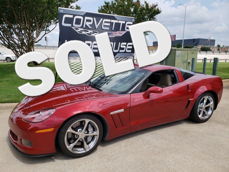 2011 Chevrolet Corvette Z16 Grand Sport 3LT, NAV, NPP, Chromes, 1-Owner 1k   Dallas, Texas   Corvette Warehouse