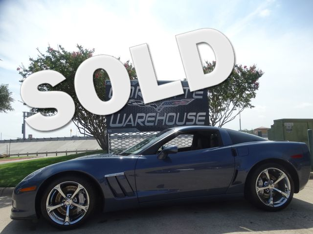 2011 Chevrolet Corvette Z16 Grand Sport 3LT, Auto, Chromes, 1-Owner 16k! | Dallas, Texas | Corvette Warehouse  in Dallas Texas