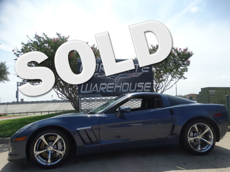 2011 Chevrolet Corvette Z16 Grand Sport 3LT, Auto, Chromes, 1-Owner 16k! | Dallas, Texas | Corvette Warehouse