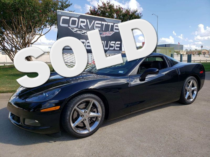 2011 Chevrolet Corvette Coupe 3LT, Manual, NAV, NPP, Chrome Wheels 12k!   Dallas, Texas   Corvette Warehouse