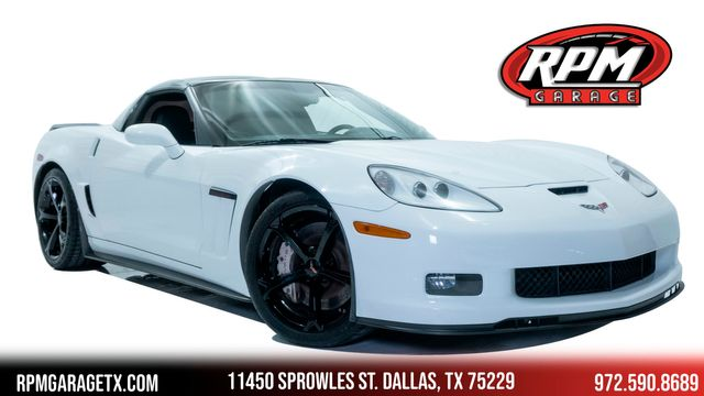 2011 Chevrolet Corvette Z16 Grand Sport w/3LT Heads & Cam