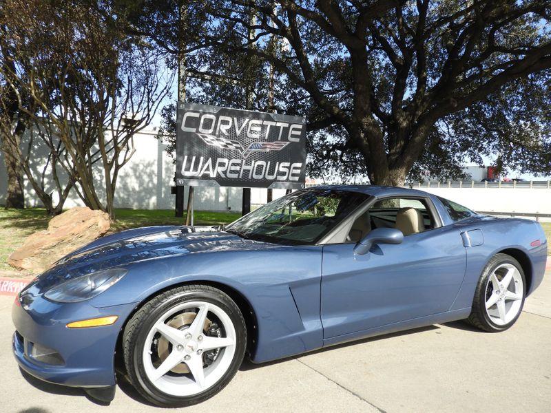 2011 Chevrolet Corvette Coupe 3LT, NAV, 6 Speed, Alloy Wheels, NICE! | Dallas, Texas | Corvette Warehouse